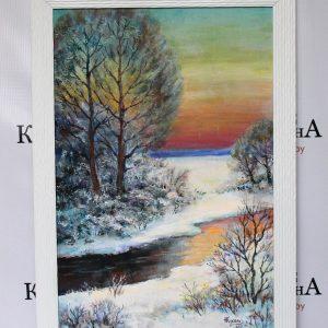 Картина «Зима» 40*60