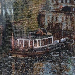 Гобелен «Прага» размер 35*50 в багетной рамке